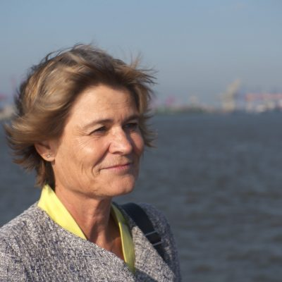 Ingrid Unkelbach head of Olympic base Hamburg/ Schleswig-Holstein in leading position brave stories