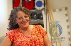 Fatma Keckstein die Ju-Jutsu Kämpferin gibt Selbstverteidigungskurse für starke Frauen brave stories