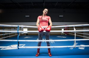 Sarah Scheurich is German box champion and idol at brave stories and fights against sexualized violence against women