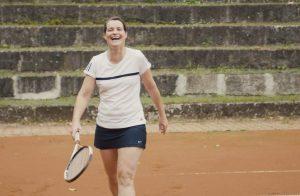 Veronika Rücker Vorstandsvorsitzende Deutscher Olympischer Sportbund Tennis und Führungsposition brave stories